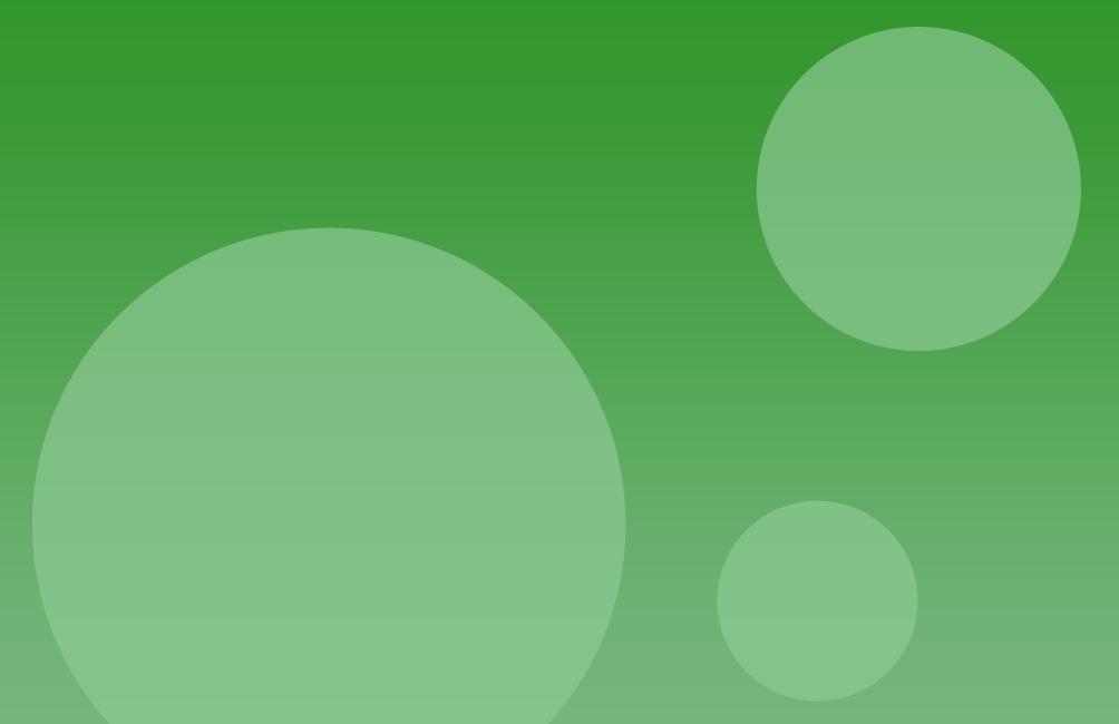 Carte De Visite Verte